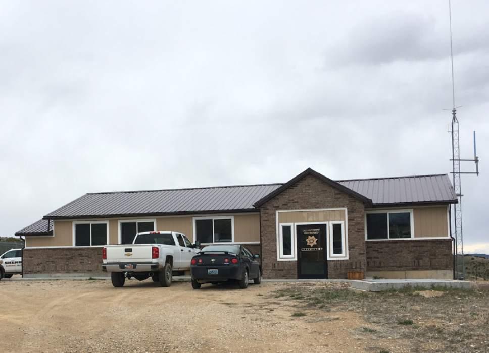 Taylor Anderson  |  The Salt Lake Tribune Daggett County Sheriff's Office