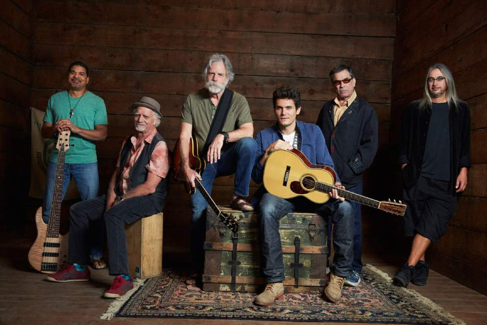 Dead & Company, a band that keeps the music of The Grateful Dead alive, will perform June 7, 2017, at Usana Amphitheatre in West Valley City. Danny Clinch  |  courtesy