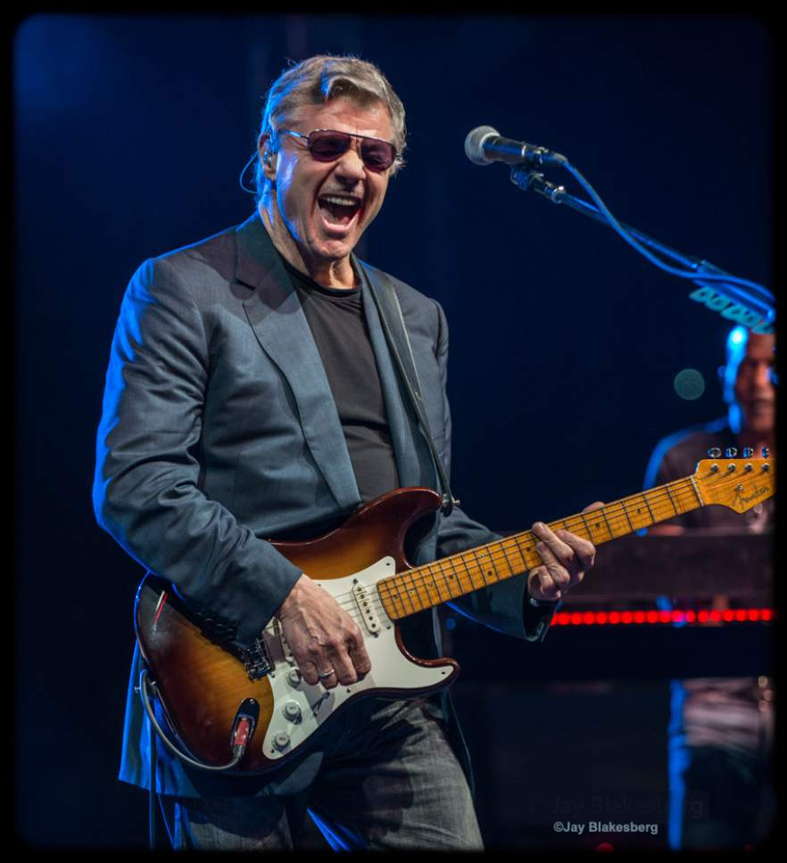 Courtesy photo The Steve Miller Band will play Aug. 2 at Usana Amphitheatre in West Valley City.
