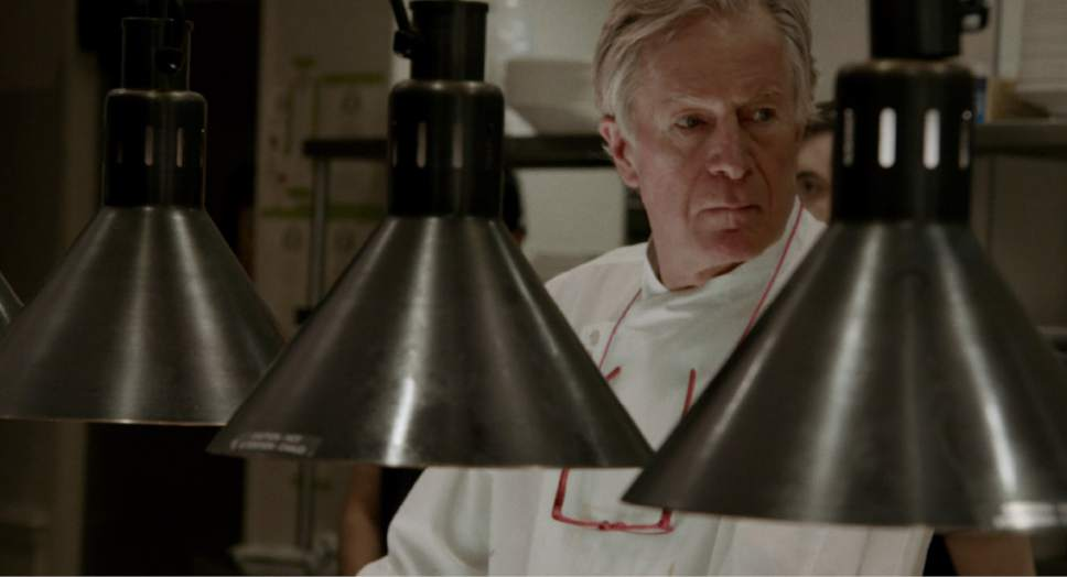 """Courtesy photo   JeremiahTower in a scene from the documentary """"Jeremiah Tower: The Last Magnificent."""""""
