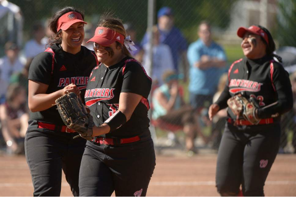 Prep Softball West Avenges Loss To Davis With 13 8 Victory The