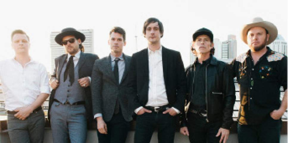 | Courtesy of Old Crow Medicine  Live at the Eccles in Salt Lake City will present the Old Crow Medicine Show and its 50 Years of Blonde on Blonde Tour, May 12, 2017. The tour celebrates 50 years since the release of Bob Dylanís iconic album. Visit live-at-the-eccles.com/events/old-crow-medicine-show for information, tickets.