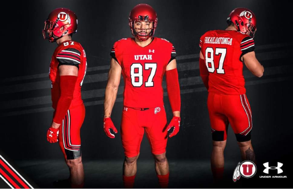 buy online fa9d6 86faa Utah football: Utes reveal 'Utah stripe' inspired design for ...