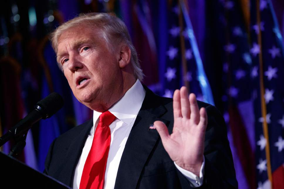 Evan Vucci | AP file photo  President Donald Trump.