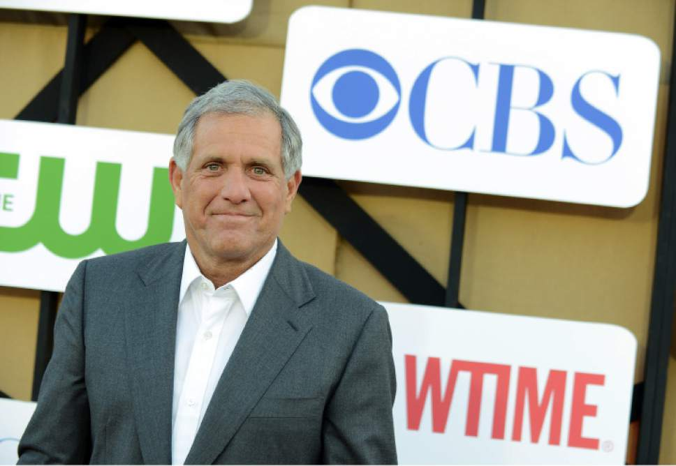 FILE - In this July 29, 2013 file photo, Les Moonves arrives at the CBS, CW and Showtime TCA party at The Beverly Hilton in Beverly Hills, Calif. CBS is extending the contract of President and CEO Moonves for another two years, through June 2019. CBS Corp. says Moonves' salary will remain at its current level and he will be eligible for annual performance bonuses and stock-based compensation.  (Photo by Jordan Strauss/Invision/AP, File)