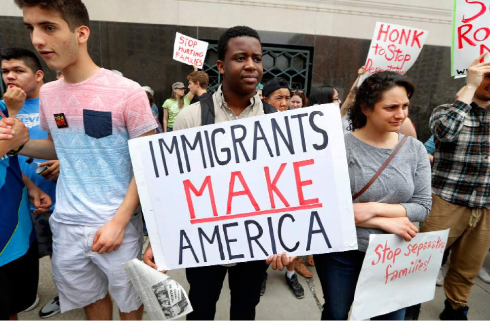 deportation immigration to the united states and Immigration to the united states is the international movement of non-us nationals in order to reside permanently in the country lawful immigration has been a major source of population growth and cultural change throughout much of the us history.