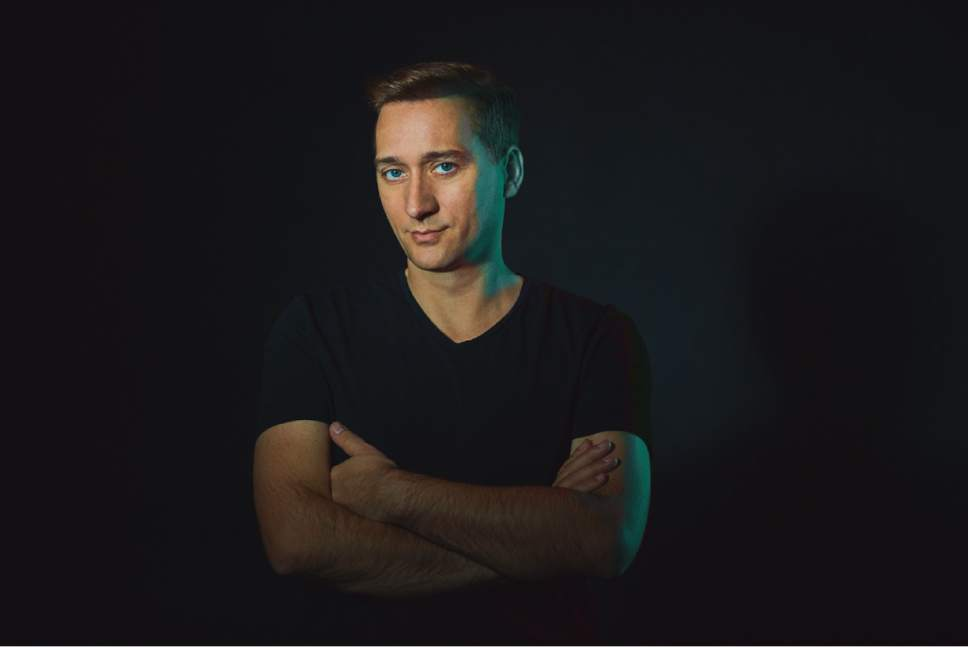 Courtesy photo  German DJ and electronica/trance pioneer Paul van Dyk will be performing at The Complex in Salt Lake City on Friday, May 17.