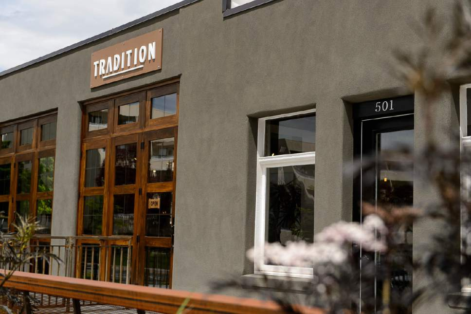 Trent Nelson  |  The Salt Lake Tribune Tradition, Salt Lake City, Wednesday May 17, 2017.