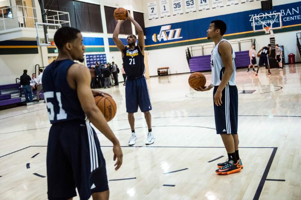 Basketball is Jazz