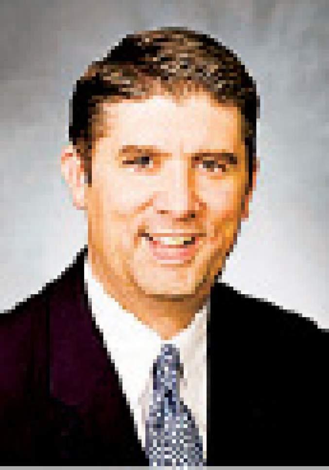 Matthew Holland ï Utah Valley University president