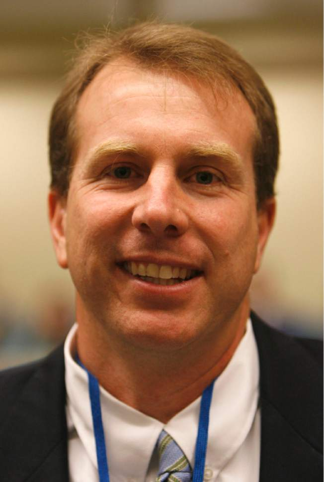 Legislature. House representative Chris Herrod, Dst. 62, Utah.   Photo by Francisco Kjolseth/The Salt Lake Tribune 01/17/2007.