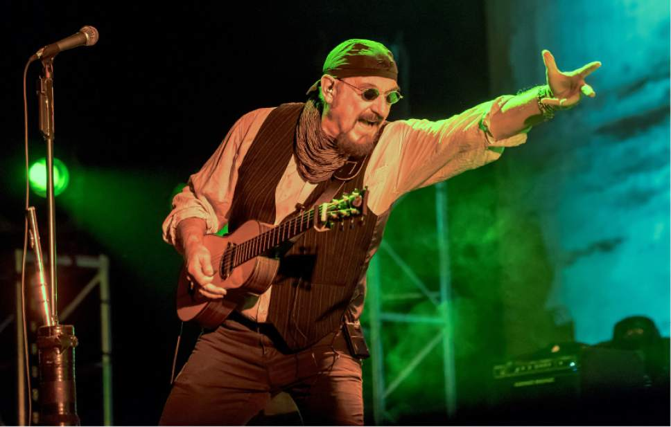 Concert Preview Jethro Tull 39 S Legacy Goes Far Beyond Flutes And Ill Gotten Grammys The Salt