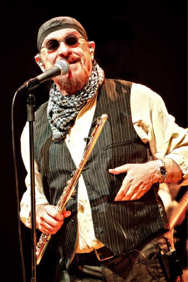 """Courtesy photo  Jethro Tull founder, flautist and frontman Ian Anderson will be kicking off the 2017 Red Butte Garden Outdoor Concert Series on Tuesday, May 23. """"Jethro Tull by Ian Anderson"""" will feature songs from the British blues/rock/folk band performed by Anderson and a hand-picked backing lineup."""
