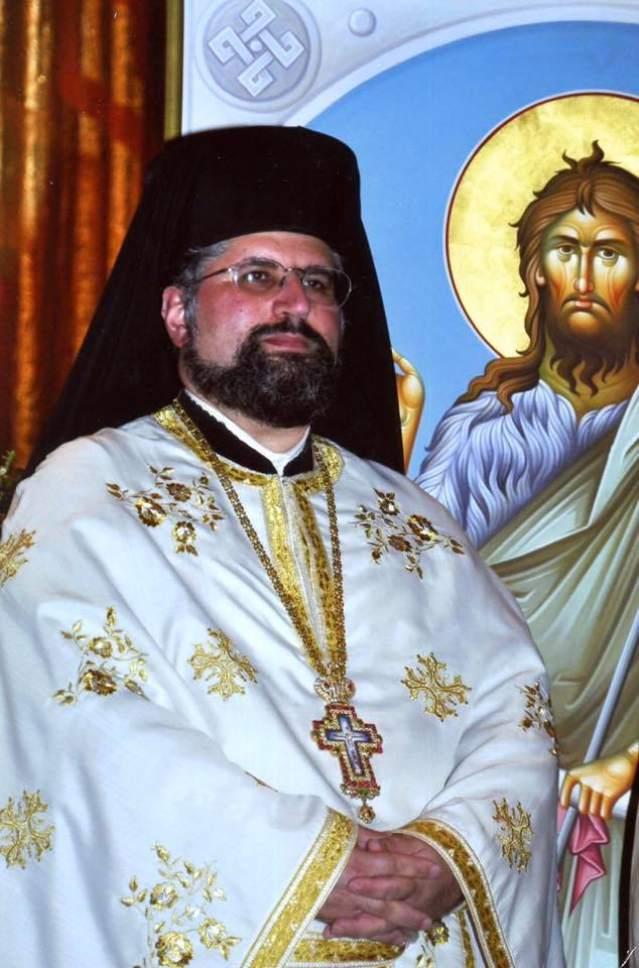 Courtesy of the Greek Orthodox Parish  The Rev. Archimandrite George Nikas