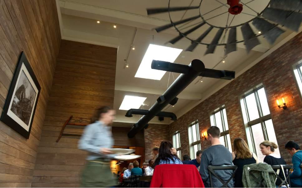 Firewood Restaurant Salt Lake City