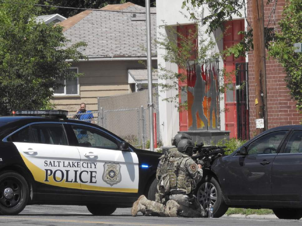 Police find kidnapping victim after SWAT episode at ...