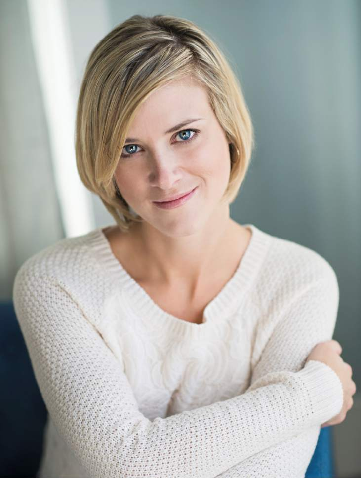Utah author Emily R. King. Courtesy Erin Summerill Photography