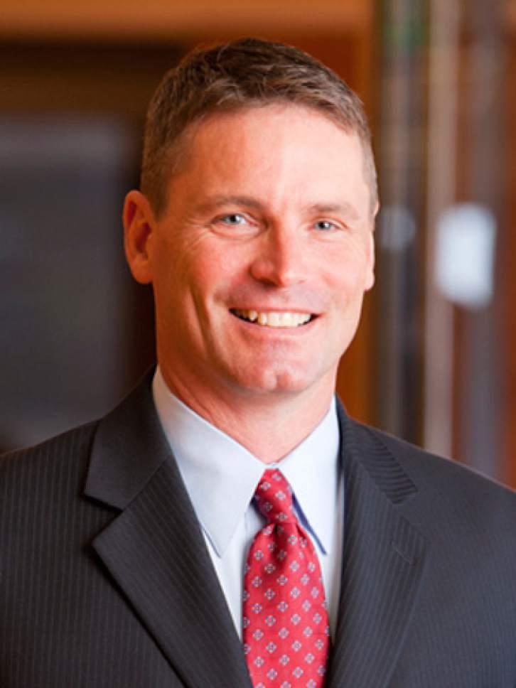 John Mackay, attorney, filed brief opposing utah gay marriage law