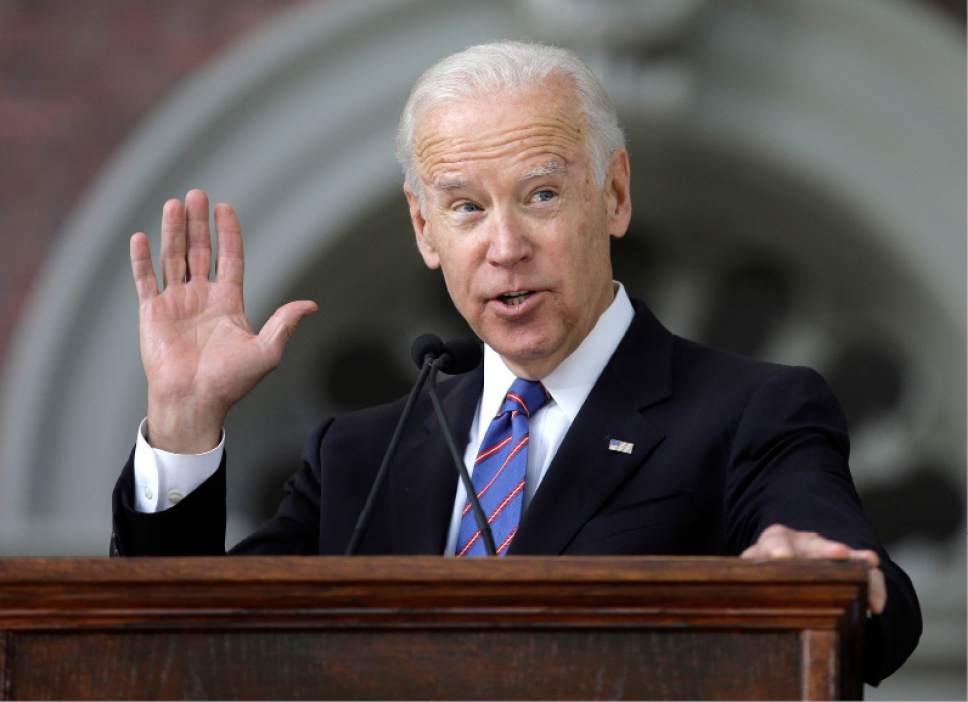 Former VP Joe Biden to headline Mitt Romney summit in Park City