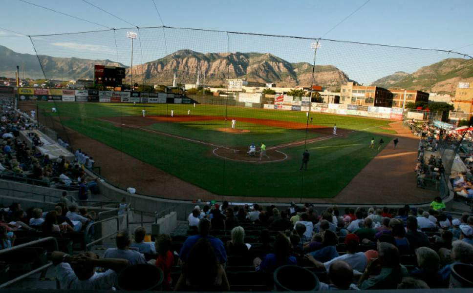 Leah Hogsten  |  Tribune file photo  An Ogden Raptors game is seen on this 2008 file photo.