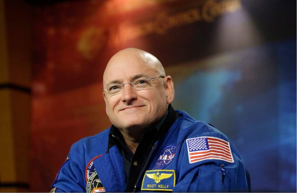 Scott Kelly • NASA astronaut