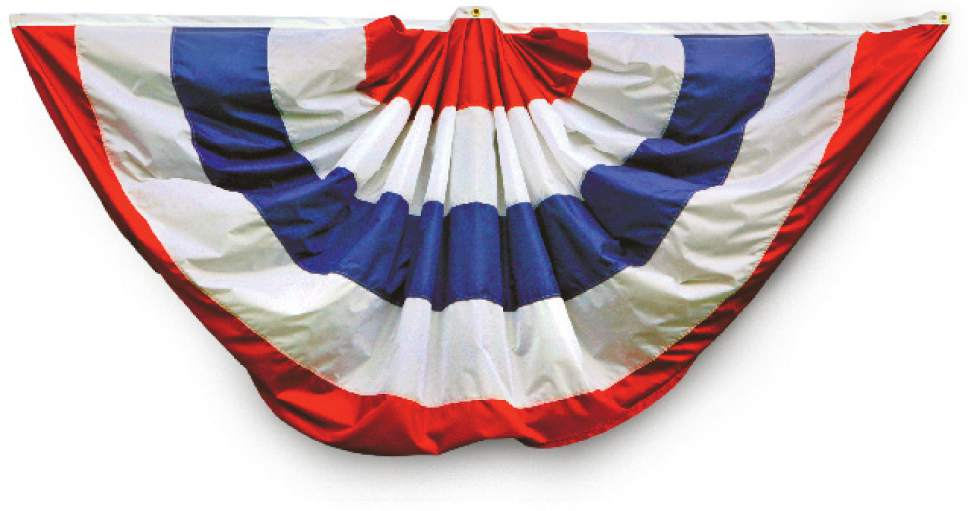 Election Patriotic Bunting