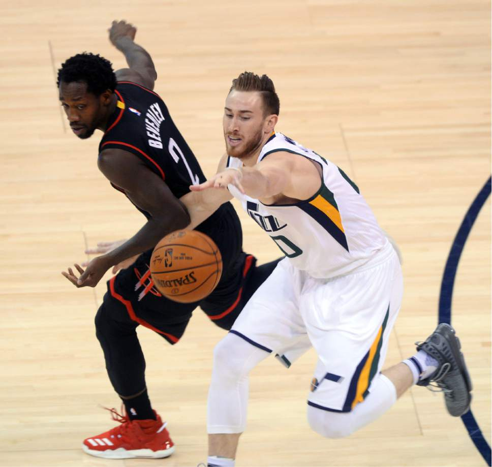 Rockets Jazz Game 1: Utah Jazz Make Inquiries About Trading For Rockets