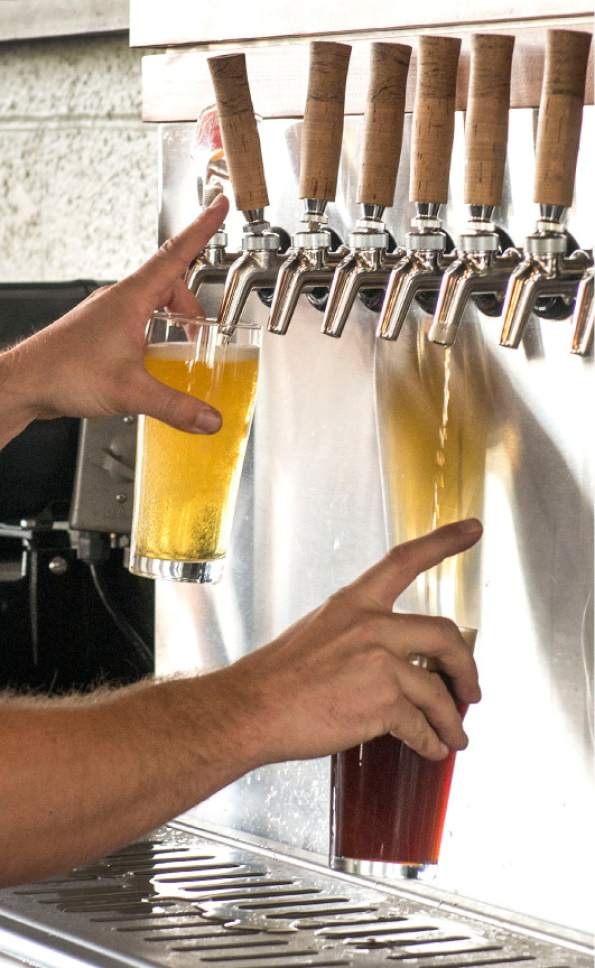 Leah Hogsten  |  The Salt Lake Tribune  The availability of 3.2 percent beer could decrease in the next two years. State officials in Utah are trying to figure out what to do if that happens.