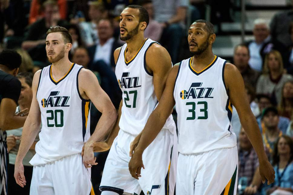 Jazz star Rudy Gobert is runner-up for Defensive Player of the Year ... e1027360b639