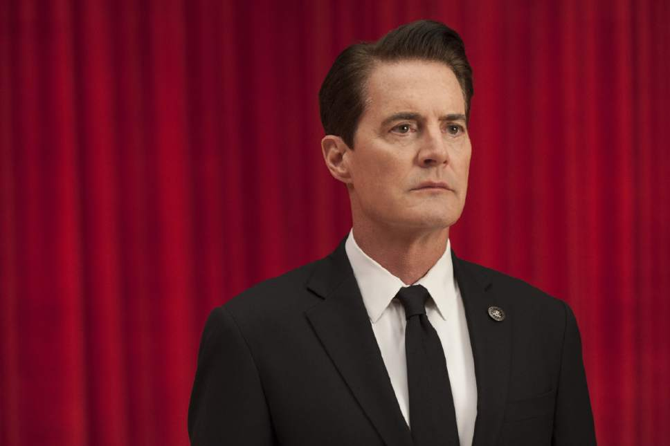 "Kyle MacLachlan returns to ""Twin Peaks."" Suzanne Tenner  