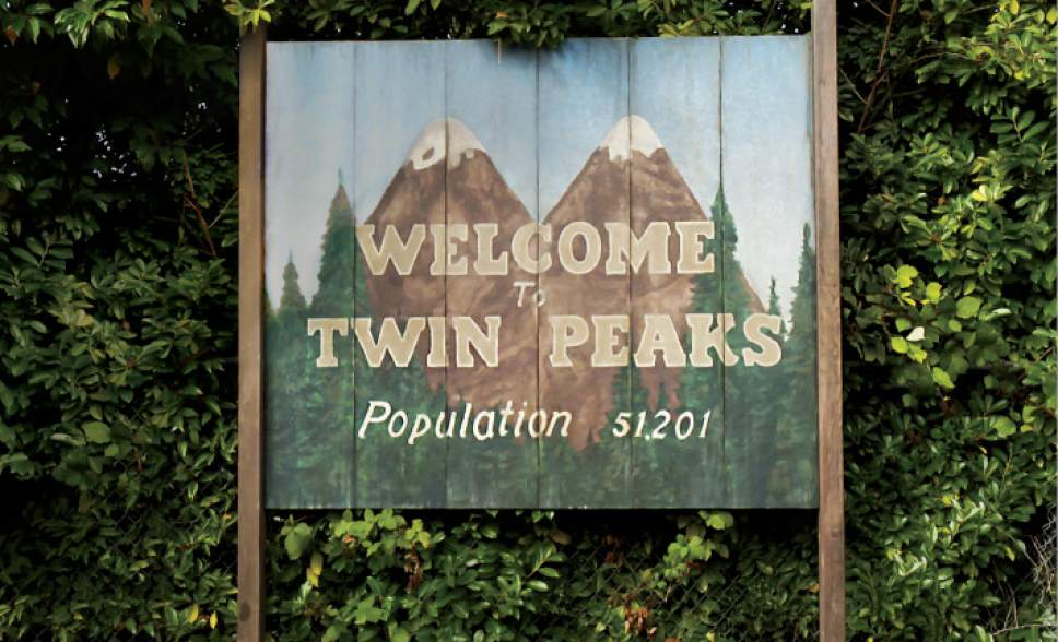 """Twin Peaks"" is on Sunday on Showtime. Patrick Wymore  