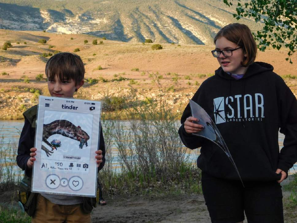 Exploring Utah: On the wonders of dinosaurs — at any age