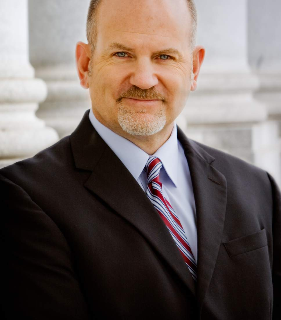 David Damschen • Utah state treasurer