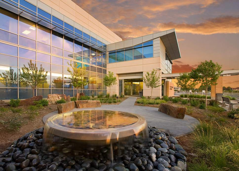    Courtesy Intermountain Healthcare   Intermountain Medical Center ranked 13th most beautiful hospitals in the country, according to a new Soliant Health poll.