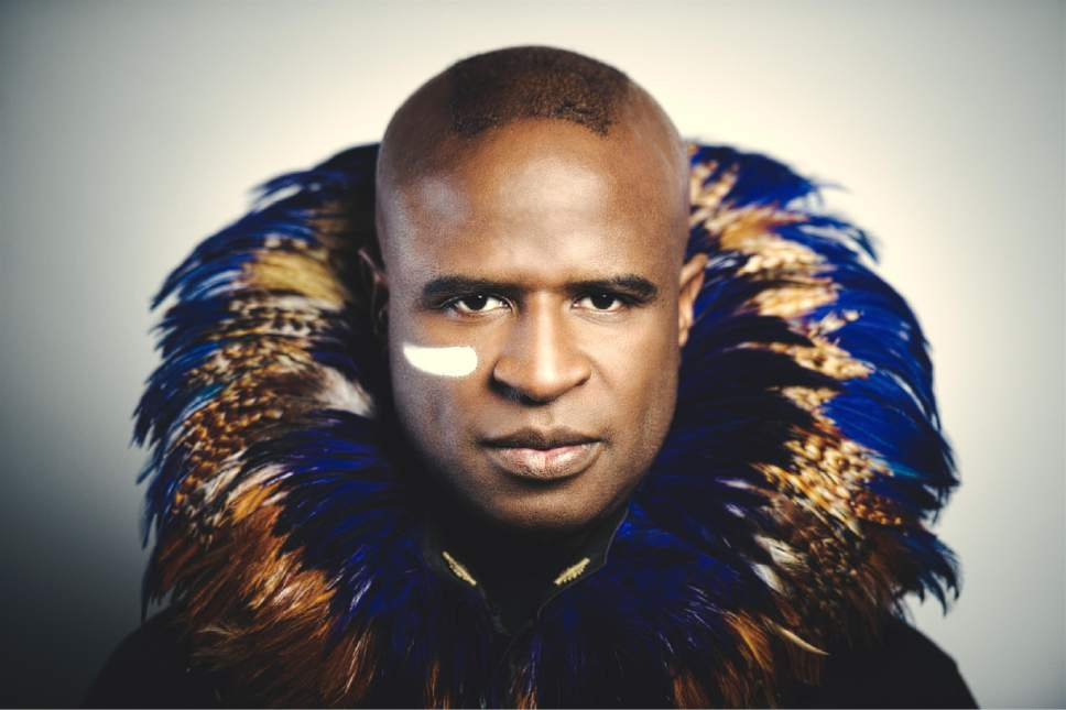 |  Courtesy  Alex Boyé will sing with the Mormon Tabernacle Choir next week July 14 and 15, 2017.