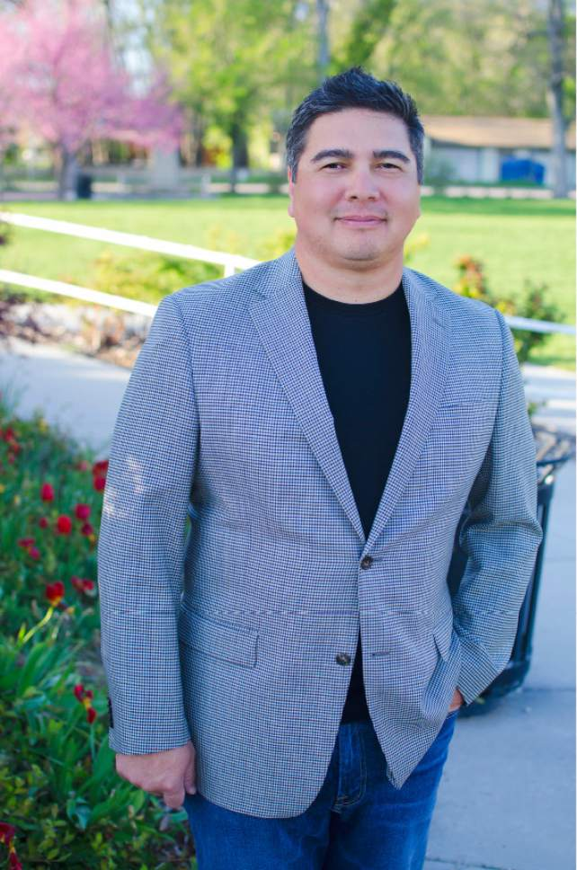 |  Courtesy Troy Martinez  Draper City Mayor Troy Martinez filed a lawsuit Wednesday against Draper and its city manager, attorney and councilmembers, as well as against various members of the Draper Community Foundation, after he was denied entry to this year's Draper Days parade.