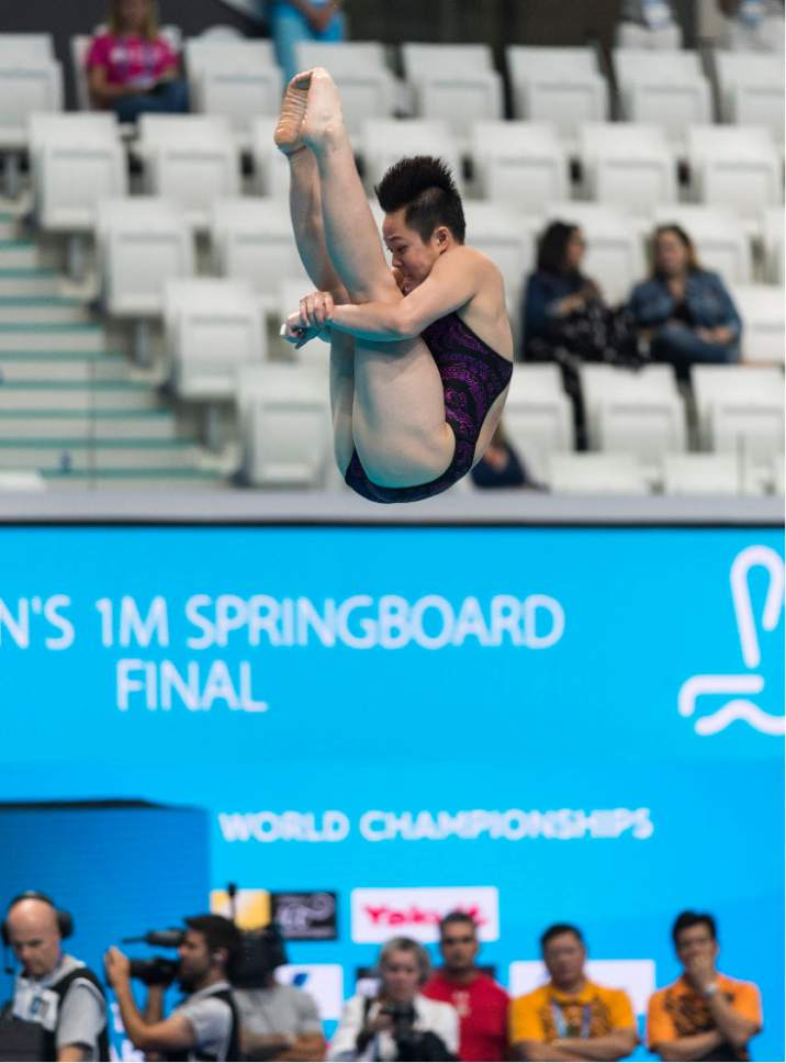 Redemption for Australia\'s Keeney with springboard gold - The Salt ...