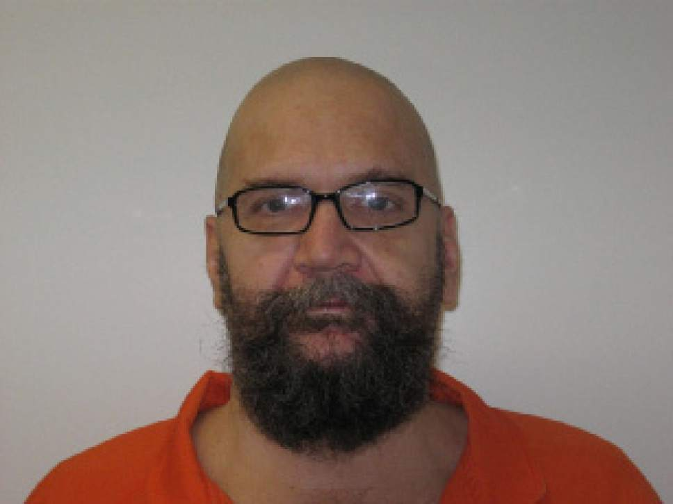 (Utah Department of Corrections courtesy photo) Ralph Menzies
