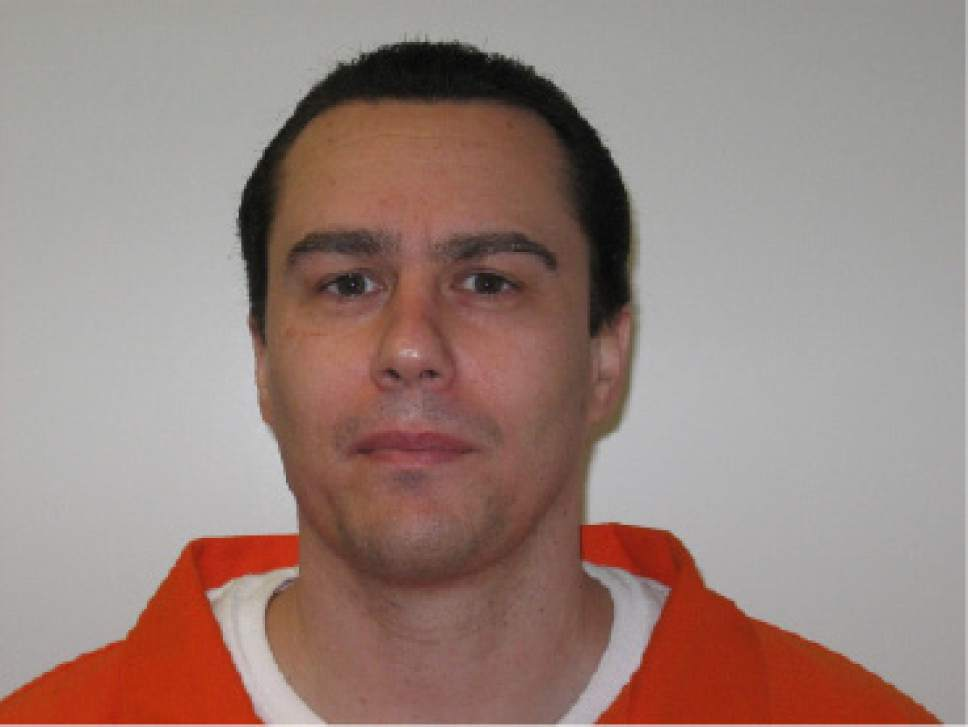 |  Courtesy Utah Department of Corrections   Death row inmate Troy Kell.