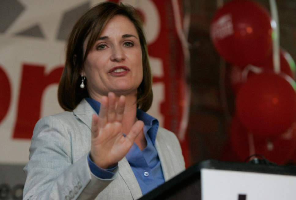 Salt Lake County Councilwoman Jenny Wilson launches a Senate bid, hoping to take on Sen. Orrin Hatch in 2018.