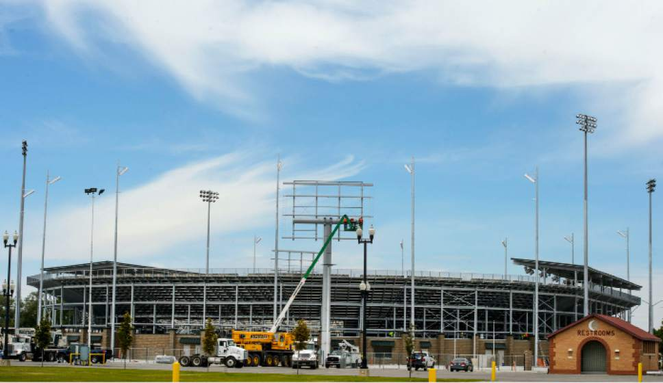 Days Of 47 Rodeo Ready For Its State Fairpark Debut The