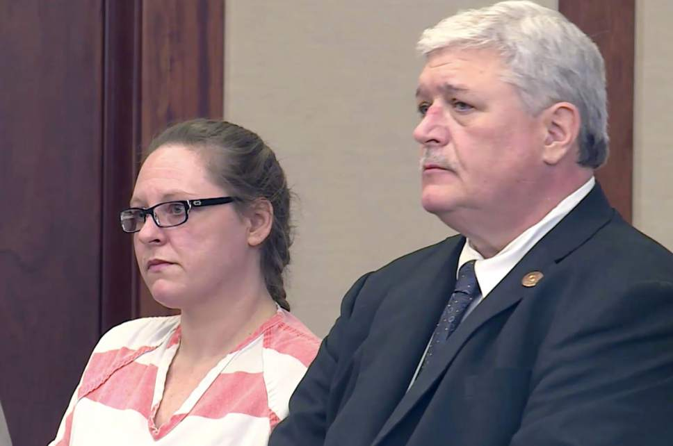 Toquerville mother accused of starving son pleads guilty