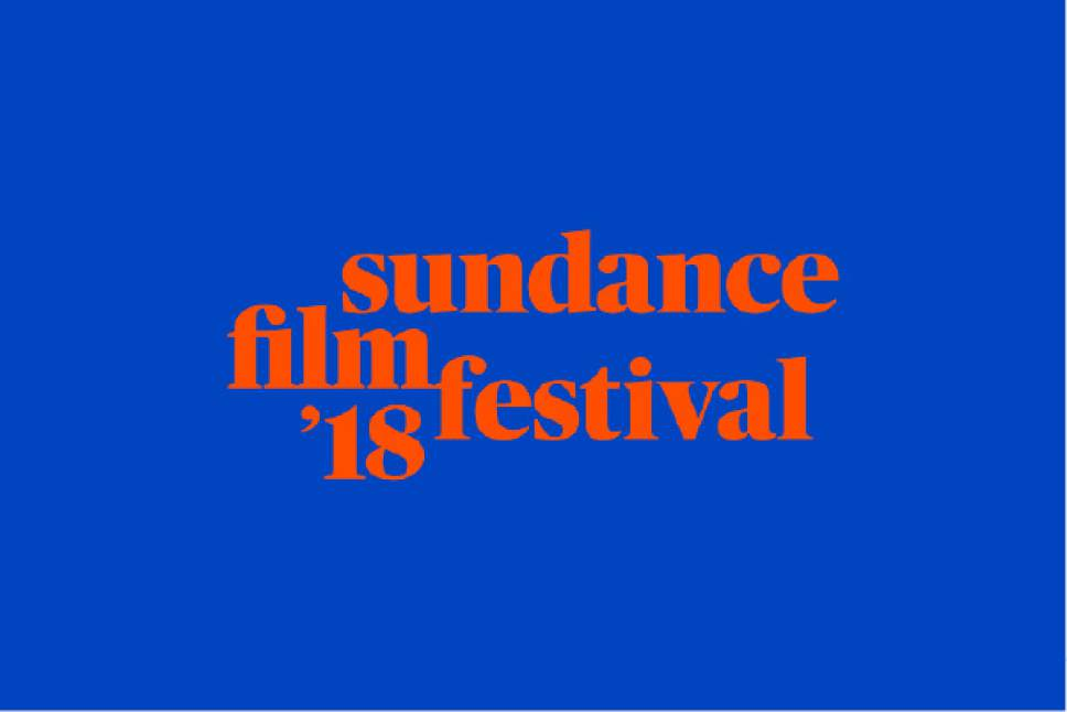 |  copyright Sundance Institute  The wordmark for the 2018 Sundance Film Festival, unveiled on Tuesday, July 18. The festival's graphics for 2018 were designed by students at ArtCenter College of Design in Pasadena, Calif.