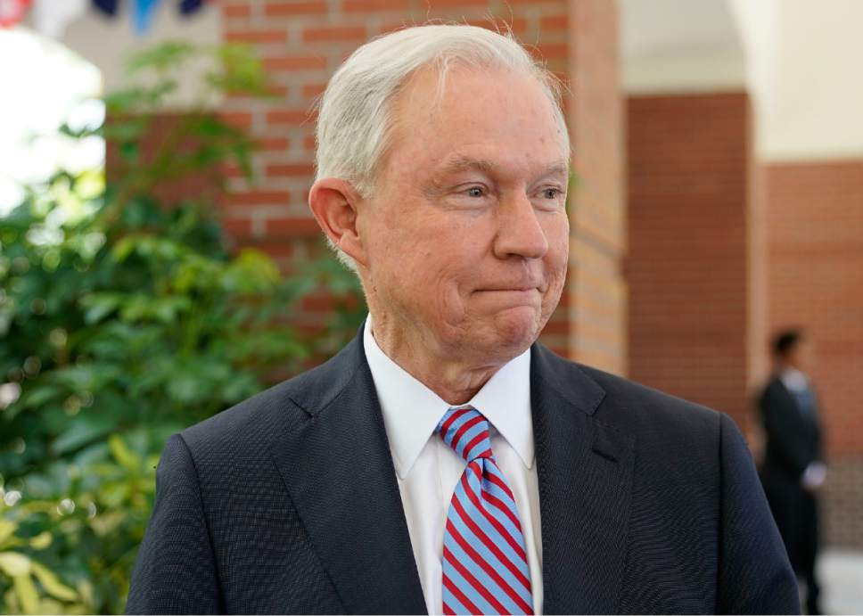Sessions tells AP he's not stepping down unless asked ...
