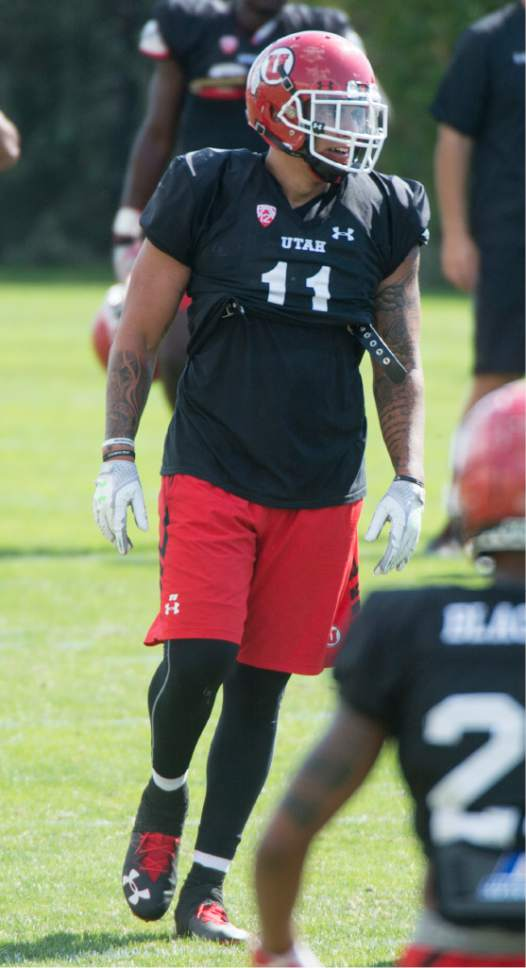 finest selection 8e6df f7920 Utah defensive end Kylie Fitts prepped to bounce back after ...