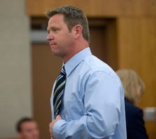 Al Hartmann  |  The Salt Lake Tribune Michael Jay Pratt, a former seminary principal, pleaded guilty to sexually abusing a girl at Lone Peak High School. He could be sentenced to life in prison.