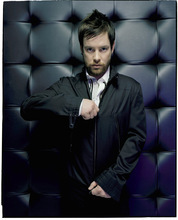 David Cook will sing the National Anthem at the RSL game at Rio Tinto Stadium on June 9.