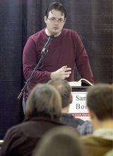 Author Brandon Sanderson