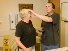 Paul Fraughton  |  The Salt Lake Tribune