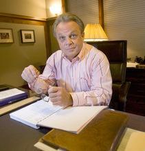 PAUL FRAUGHTON   The Salt Lake Tribune  Bob Henrie, an advertising executive and political operative, is Gov. Gary Herbert's closest adviser and confidant.